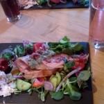 Salisbury lunch