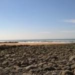 cornwall Duckpool beach