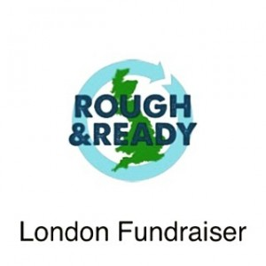 nkm rough and ready logo